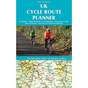 UK Cycle Route Planner Map