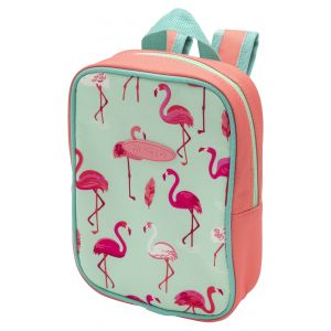 Micro Lunch Bag - Flamingo