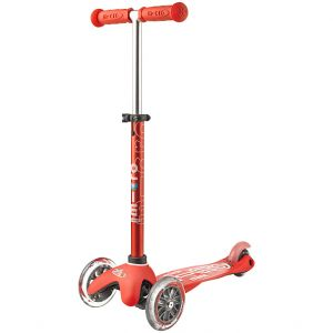 Micro Mini Deluxe Scooter Red