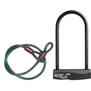 Abus Sinus Plus D Lock and Cable Pack