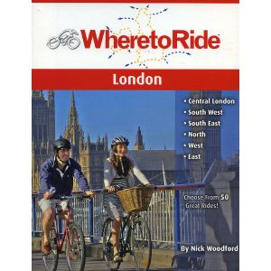 Where to Ride London Book