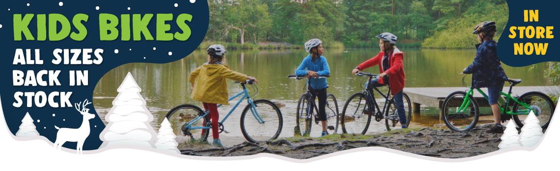 Kids's Bikes in stock now!