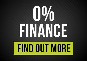 0% Finance - Find out more